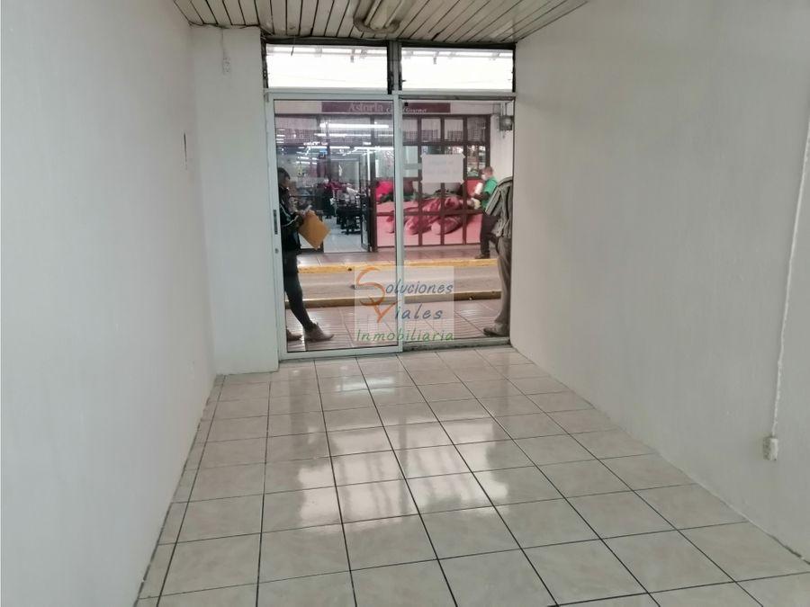 rento local en centro comercial montufar zona 9