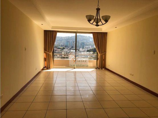 rento apartamento nivel alto zona 10