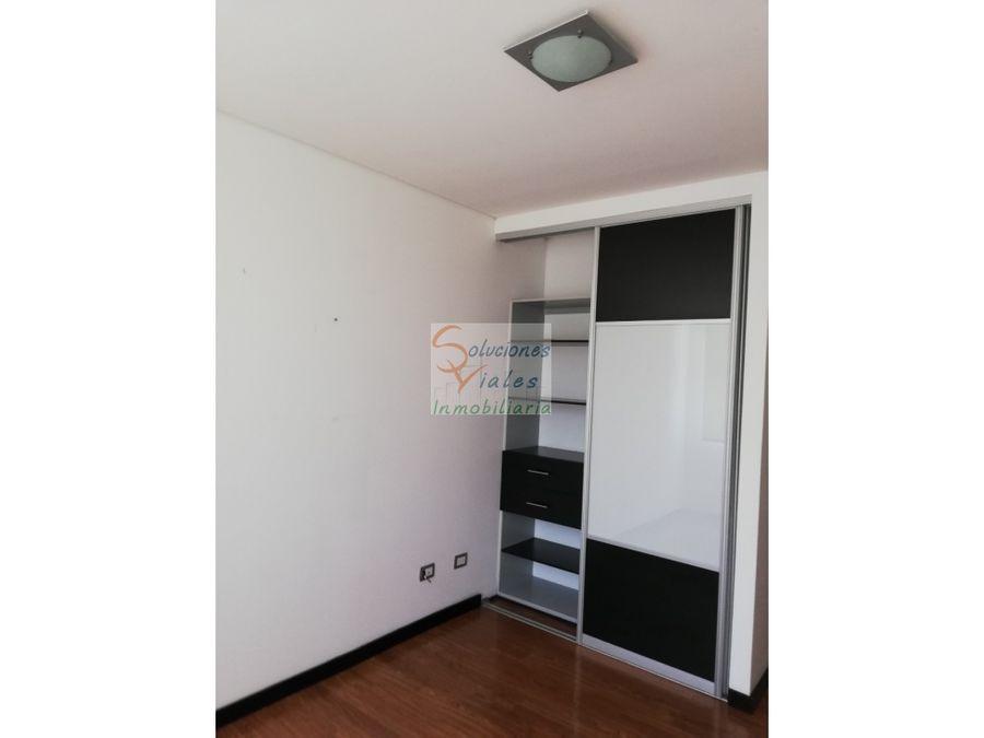 rento apartamento en zona 14 nivel bajo