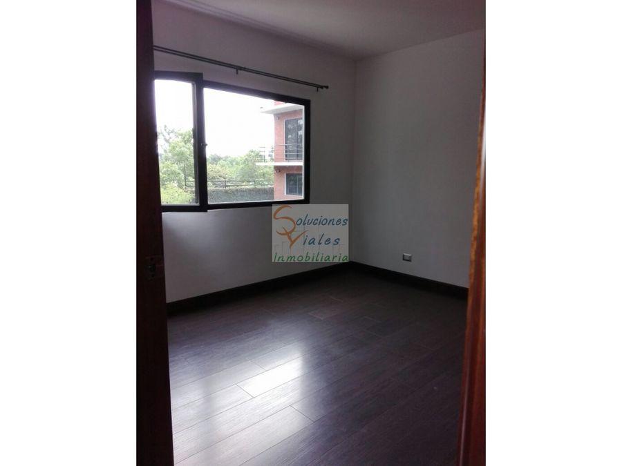 rento apartamento en zona 16 vista hermosa iv