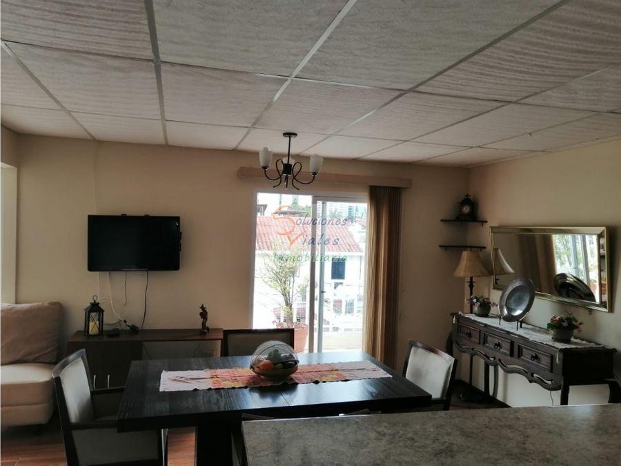 rento apartamento amueblado y equipado en oakland zona 10