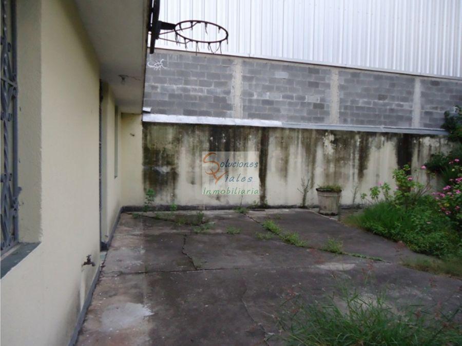 se vende casa remodelar o demoler en zona 1