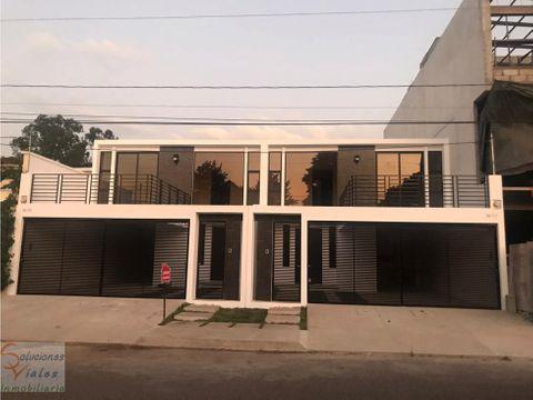 se vende casa en vista hermosa i zona 15