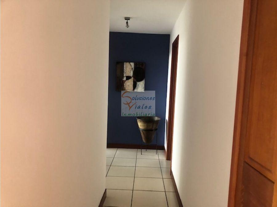 se vende apartamento amueblado y equipo en zona 10