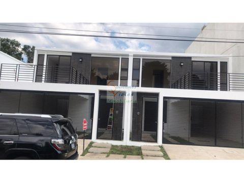 vendo casa nueva en vista hermosa i zona 15