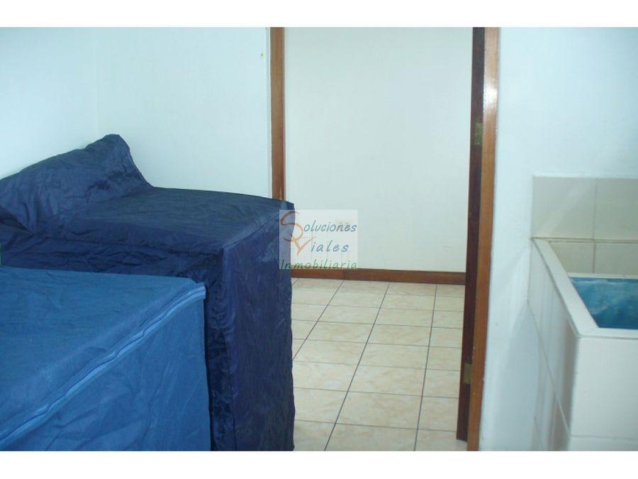rento apartamento en la montana zona 16