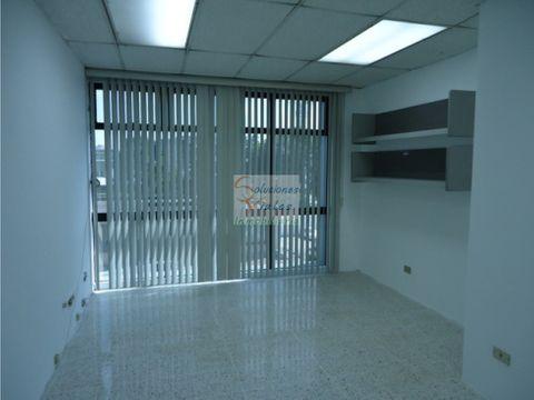 rento oficina en avenida reforma zona 9