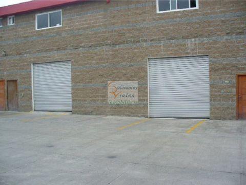 ofibodega en condominio industrial zona 12