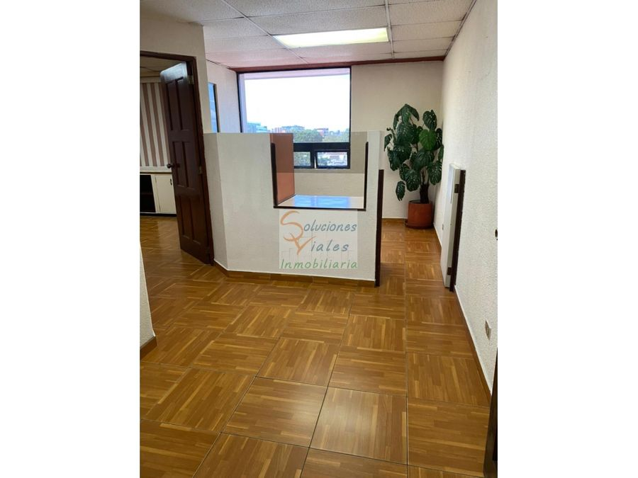 rento oficina en edificio torre cristal zona 9