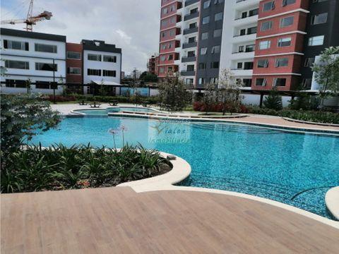 rento apartamento nuevo de 2 habitaciones en segheria zona 14