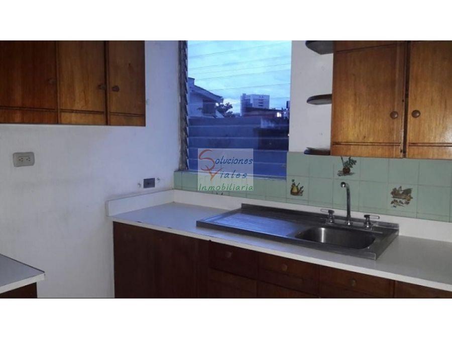 rento apartamento en residencial v