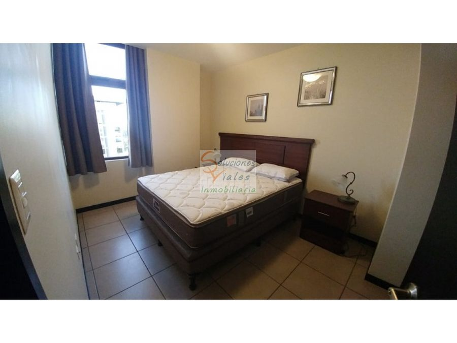 rento apartamento amueblado y equipado en zona 9