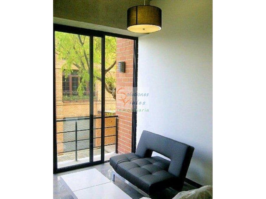 rento apartamento amueblado y equipado en cuatro grados norte zona 4