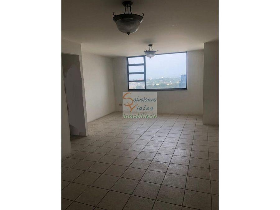apartamento en renta edificio santorini americas zona 14