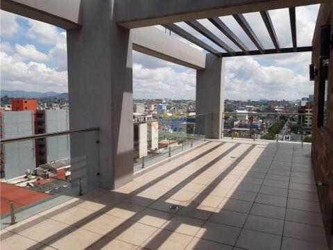 vendo apartamento nuevo con terraza en zona 9