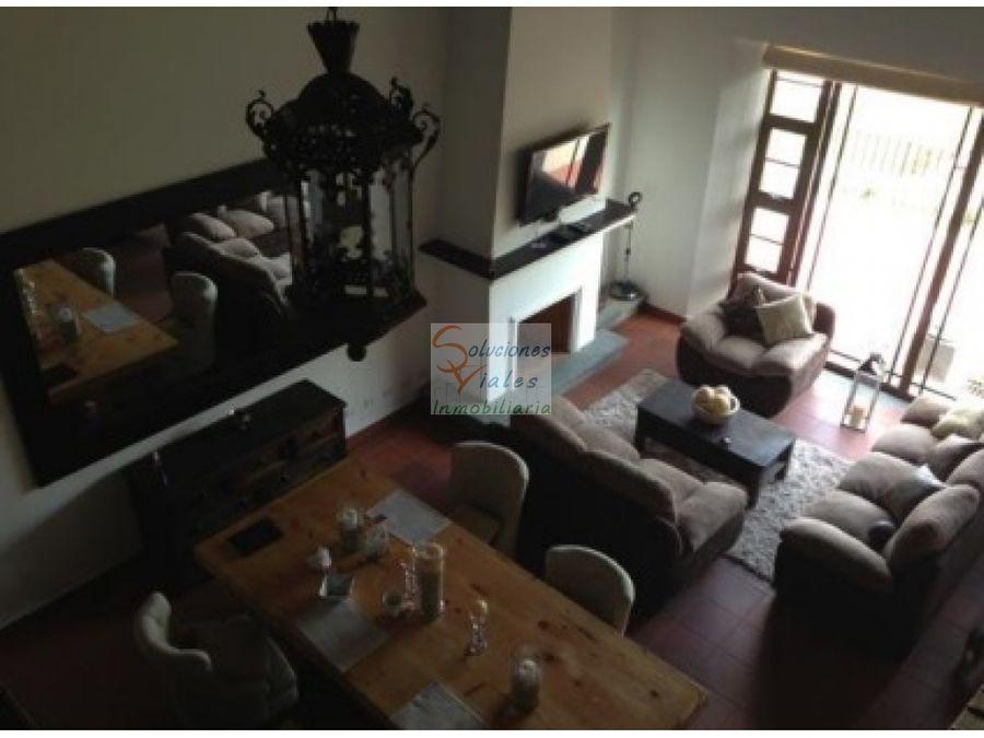 vendo apartamento amueblado y equipado en antigua guatemala