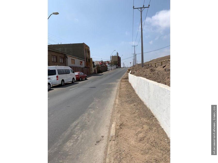 terreno en calle manuel rodriguez