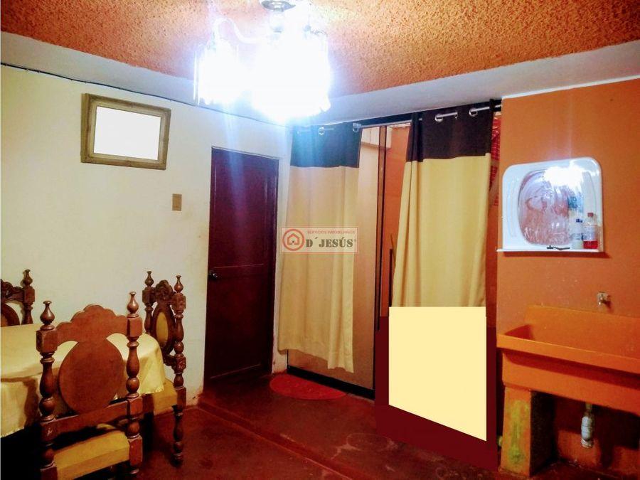 casa con local comercial en la victoria chiclayo
