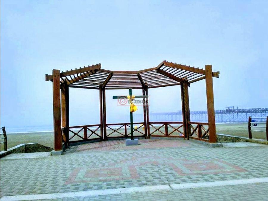duplex con vista panoramica a la playa pimentel