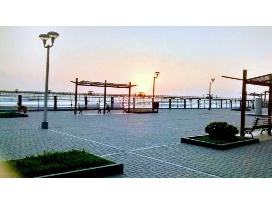 exclusivo dpto con vista panoramica a la playa