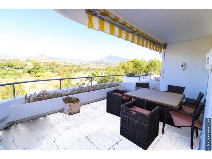 alquiler guadalmina alta magnificas vista y terrazas