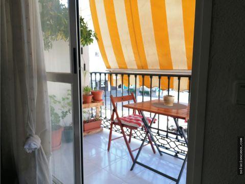 apartamento en alquiler en pleno centro terraza y piscina