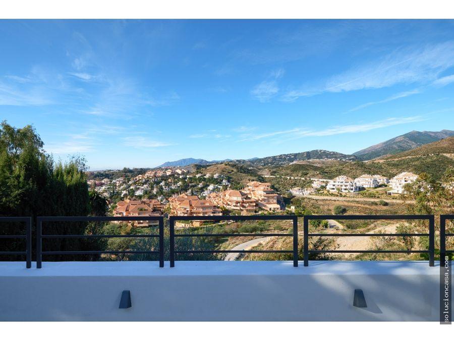 villa en valle del golf con magnificas vistas