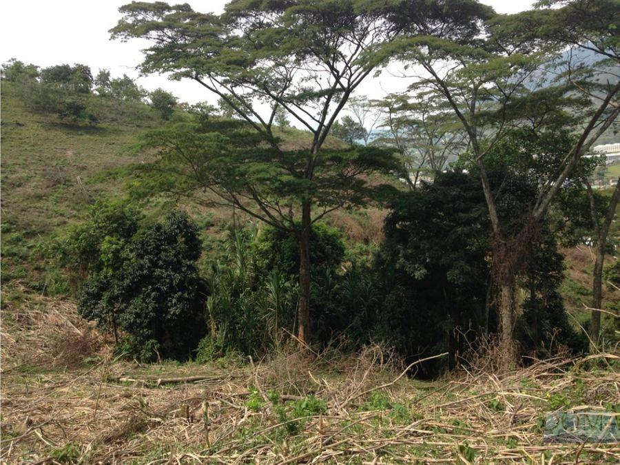 venta lote en copacabana sector el mojon