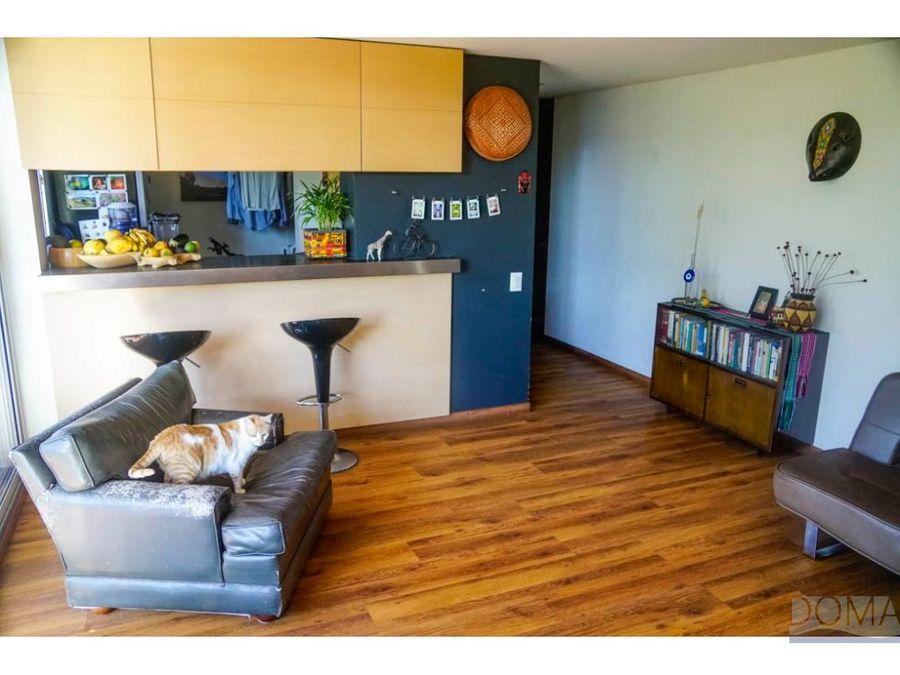 venta de apartamento por el tesoro el poblado sector tranquilo