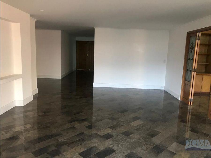 venta apartamento remodelado en sector el campestre de el poblado