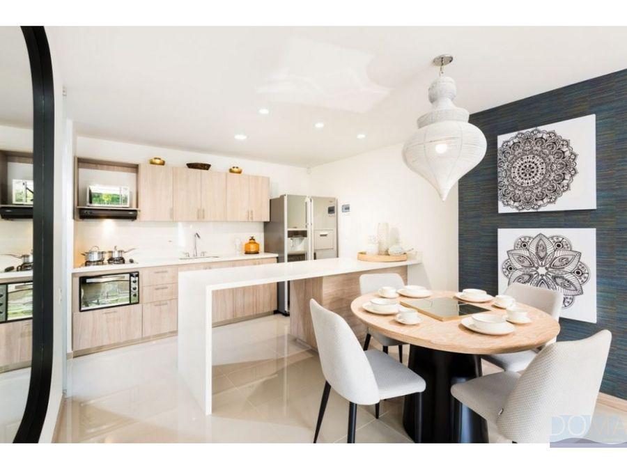 venta de apartamento nuevo en sector camino verde envigado