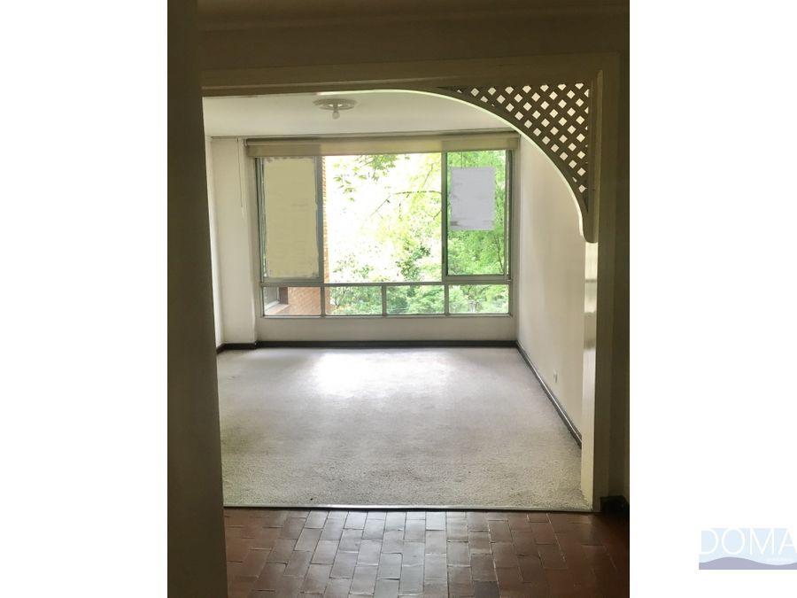 venta de apartamento en patio bonito el poblado excelente ubicacion