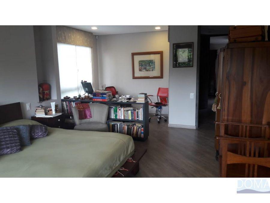 venta de apartamento campestre en llanogrande vda vilachuaga
