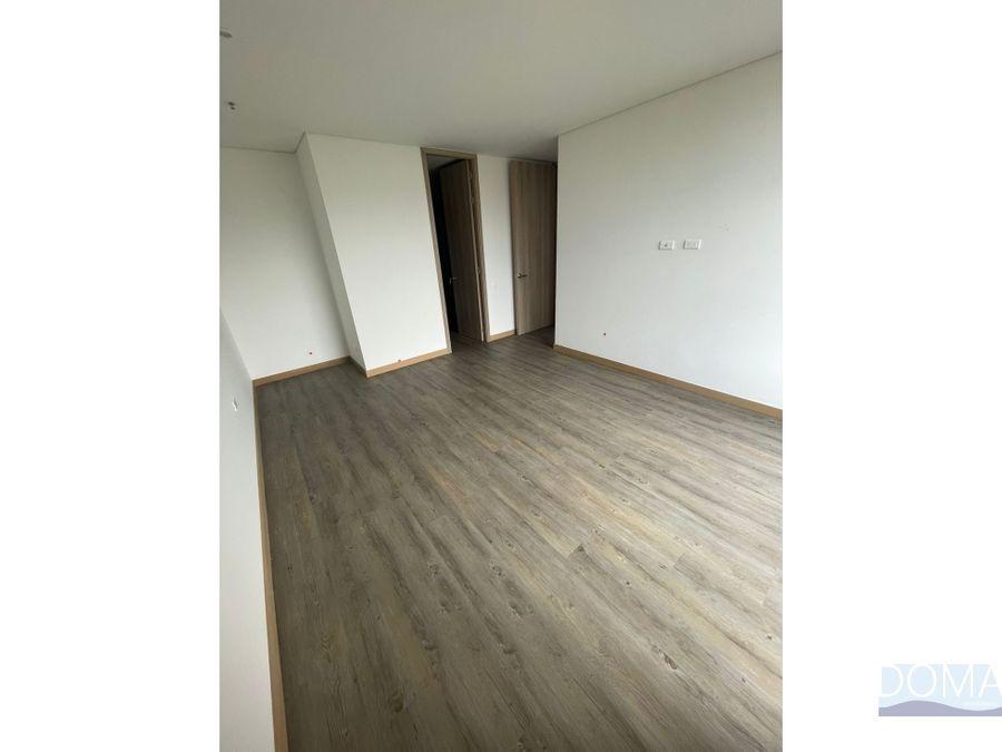 venta apartamento nuevo en sector los balsos el poblado