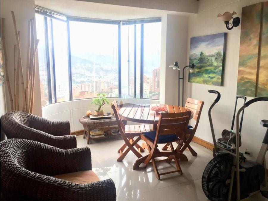 se vende apartamento en san lucas poblado medellin