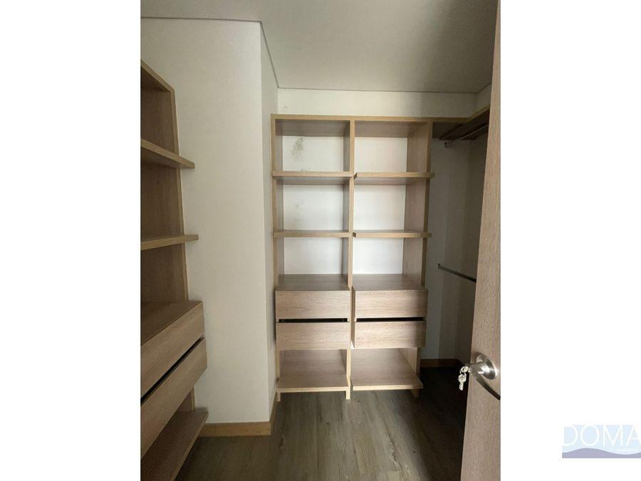 venta apartamento para estrenar en sector los balsos el poblado