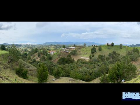 lote parcelacion via pantanillo el retiro hermosa vista panoramica