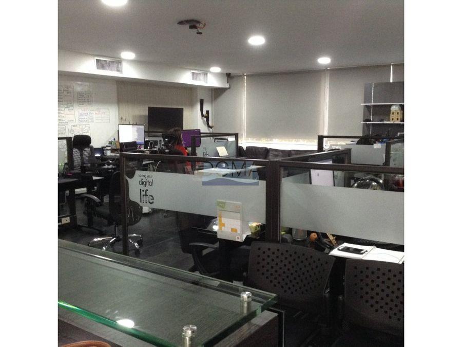 se vende o arrienda oficina en sector manila