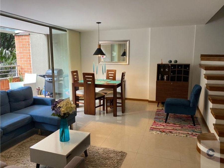 apartamento para la venta en el poblado san lucas