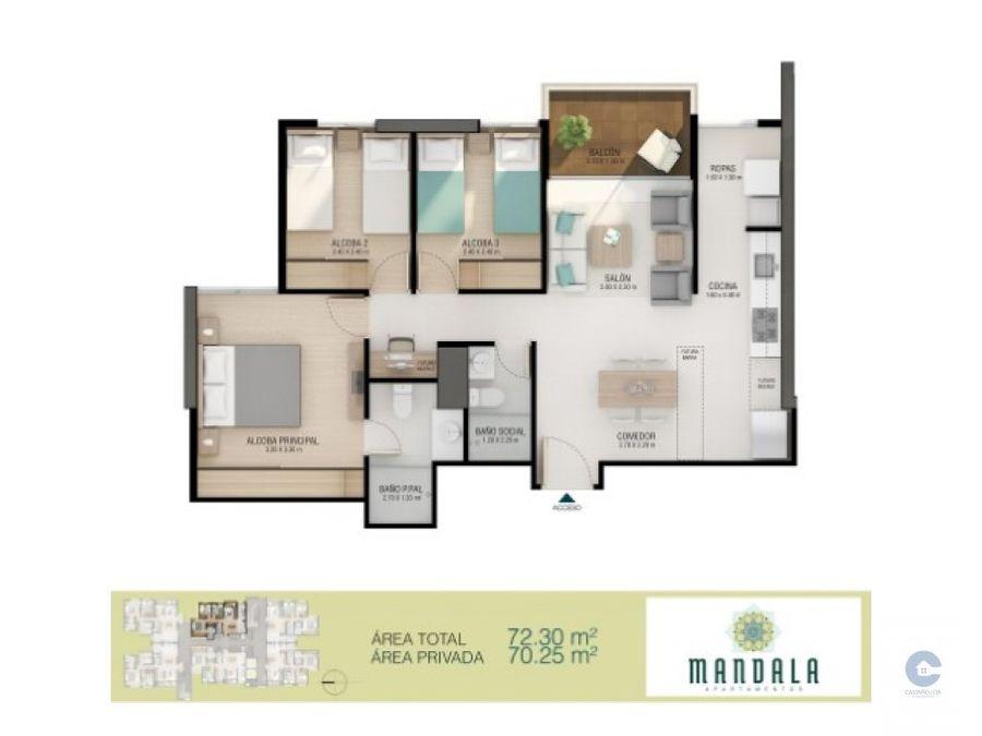 venta apartamento envigado el chingui