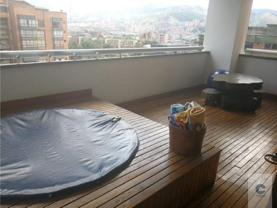 venta apartamento poblado santillana