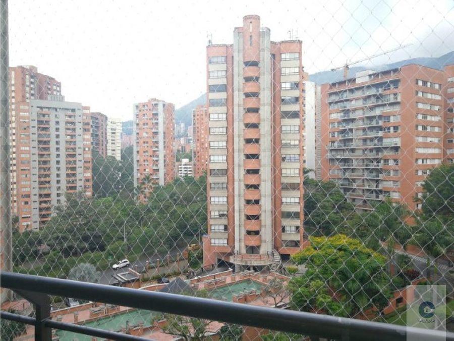 apartamento para la venta en el poblado los balsos