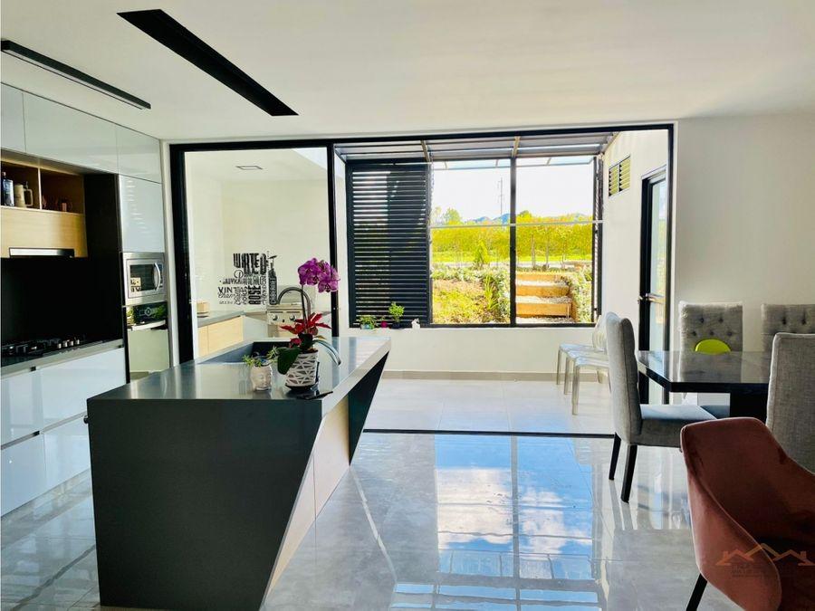 venta casa en rionegro sector san antonio de pereira