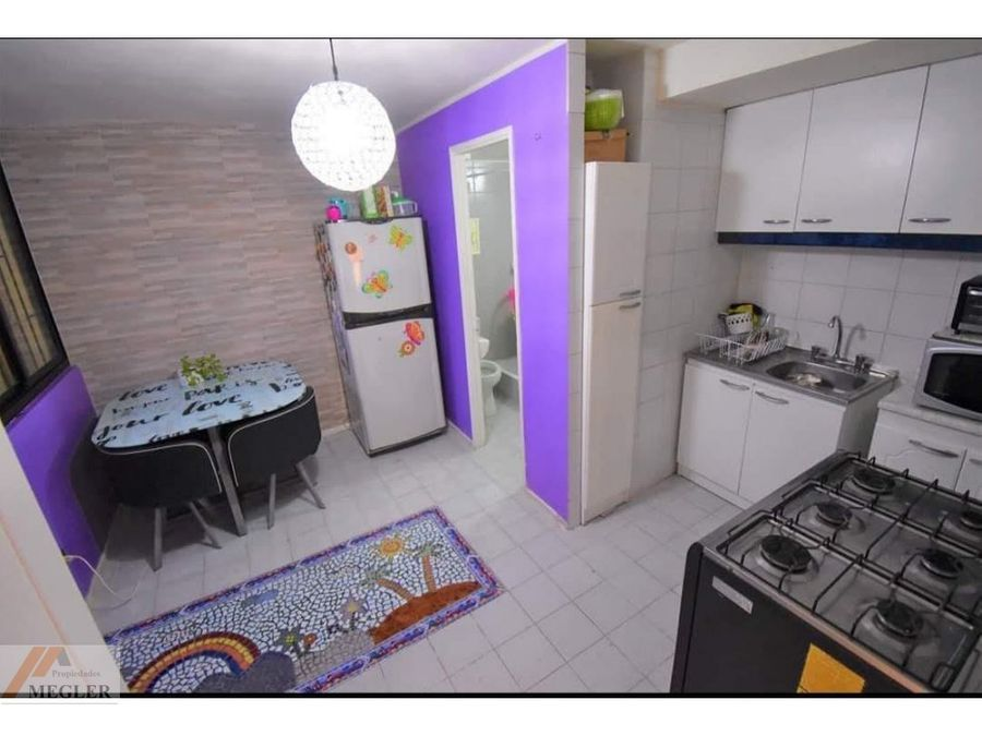 se vende departamento duplex en cerro barron valparaiso