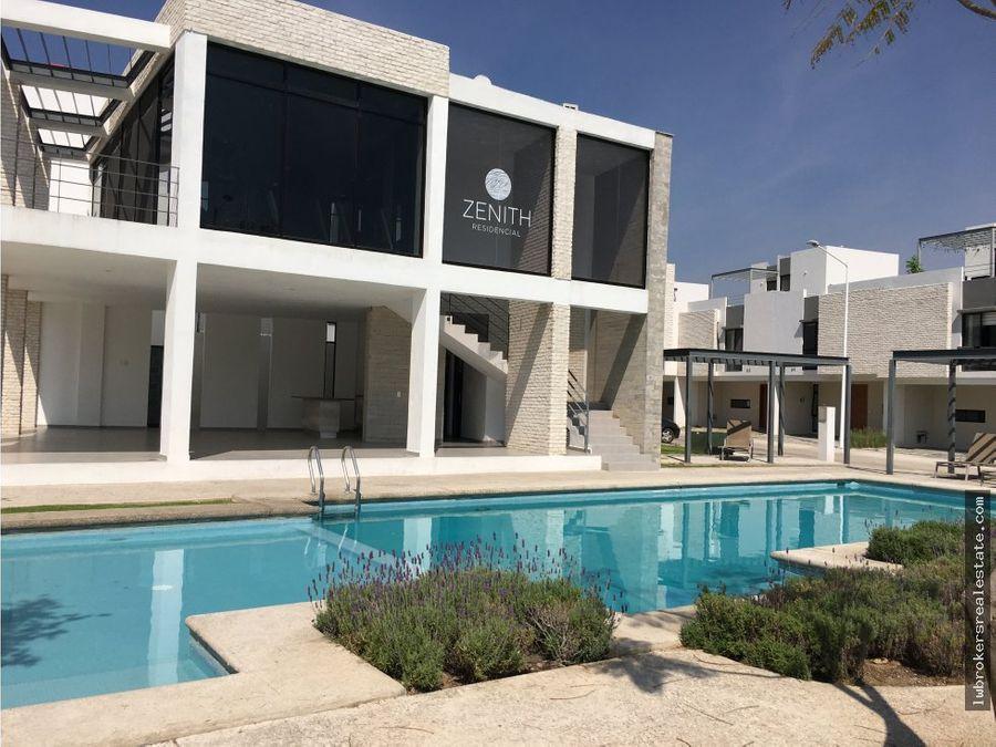zenith residencial prototipo samos zona sur