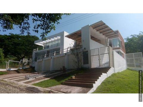 hermosa casa en nayarit cerca del hotel resort