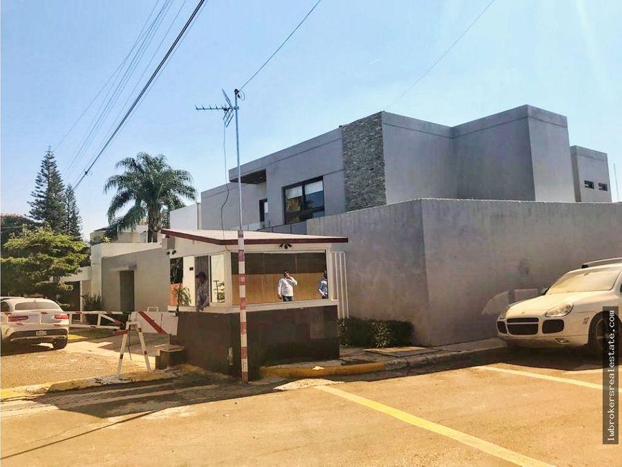 casa en renta en colonia universidad zapopan