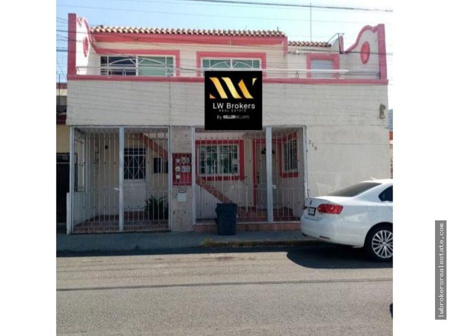 casa y local comercial en avenida mexico