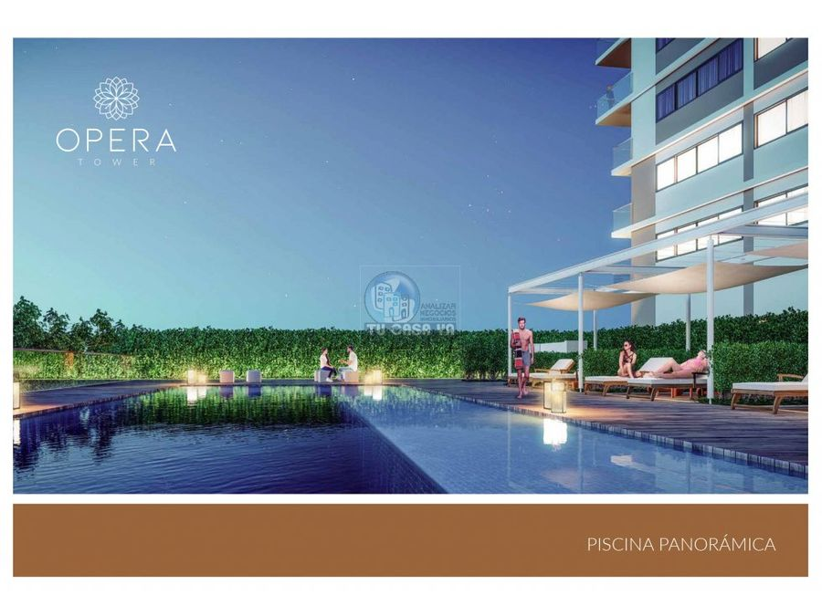 opera tower apartamentos en exclusivo sector de cartagena