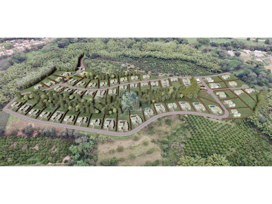 bosques de yarima casas campestres